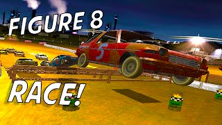 FIGURE 8 JUMP RACE! - Test Drive: Eve of Destruction