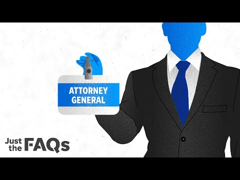 Attorney General Merrick Garland: why the job can be controversial  | Just the FAQs