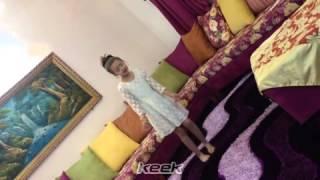 رقص بنت علي الكيك