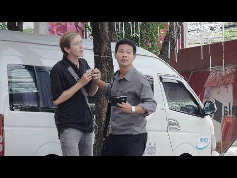 ฝรั่งทดสอบคนไทย - กระเป๋าตังหล่น | Stolen Wallet Prank