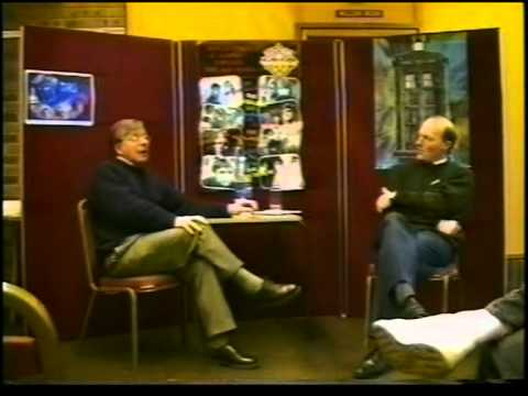 "John Leeson (""K9"" actor in Doctor Who) Wine & Dine Interview 1999"