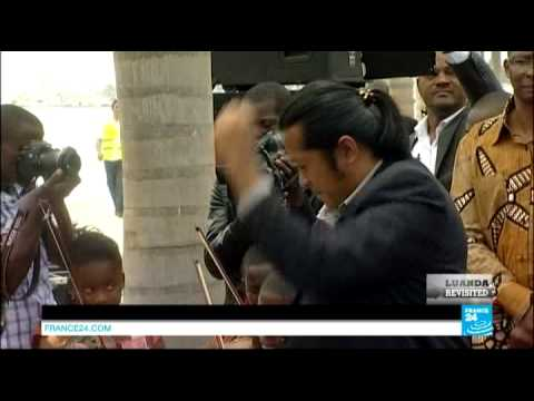 Angola: bright new Luanda - Revisited