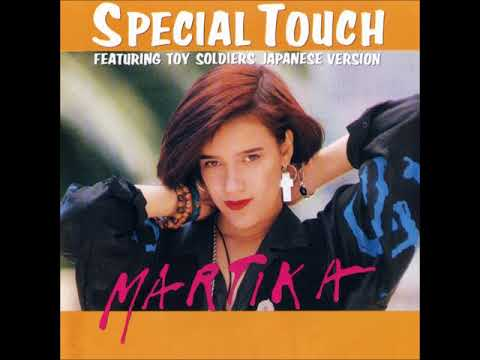 Martika - Toy Soldiers (Spanish Version)