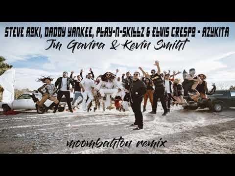 Steve Aoki, Daddy Yankee, Play-N-Skillz & Elvis Crespo - Azukita (Moombhaton Remix)