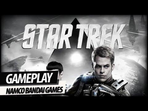 Star Trek Video Game - New Vulcan (XBOX360/PS3/PC)