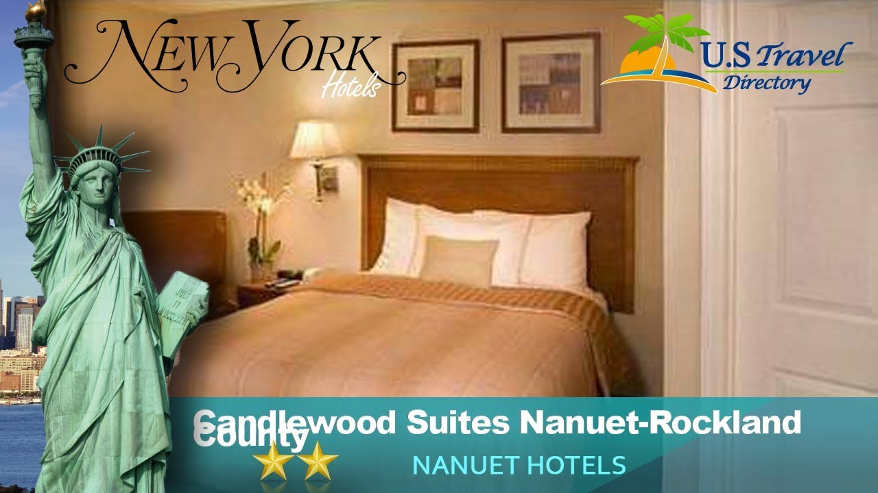 Candlewood Suites Nanuet Rockland County Hotels New York