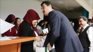 NILUFER ILCESI  BİRİNCİSİ CEYDA BAYER