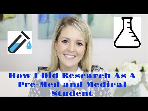 How I Did Research In College, Med-School, and Residency