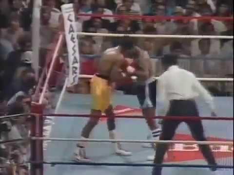 """Marvin Hagler Vs Thomas Hearns: """"The War"""" 1985 (Full Fight)"""