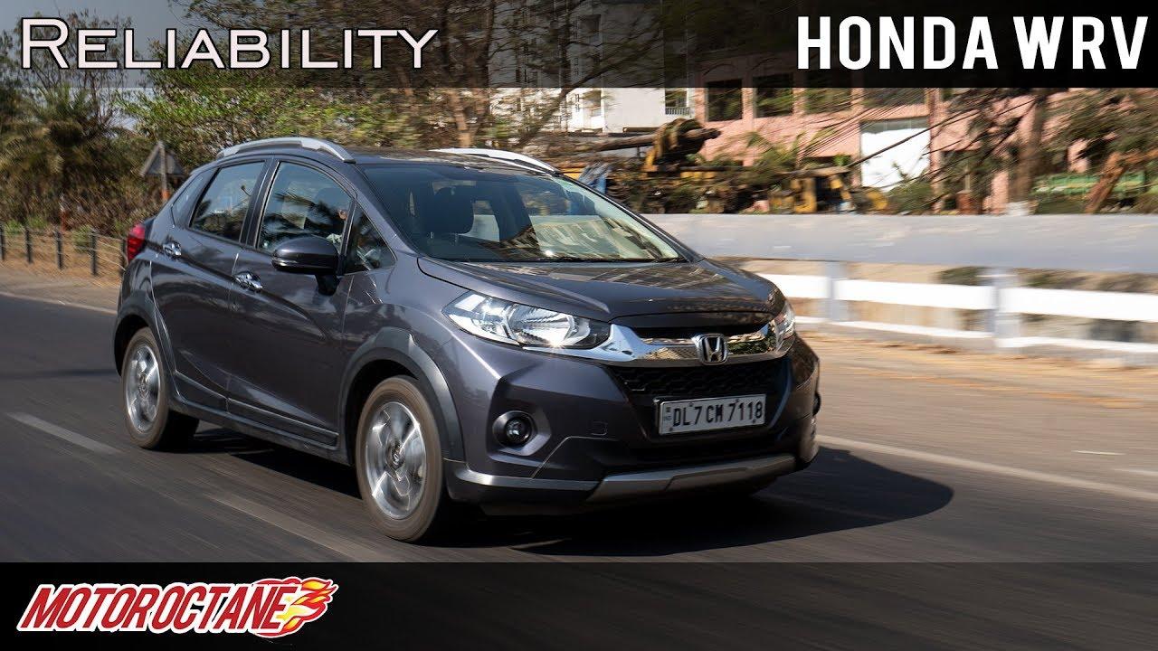 Honda Wrv Long Term Hindi Motoroctane Youtube