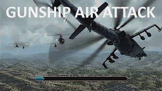 Gunship Air Attack Android Game