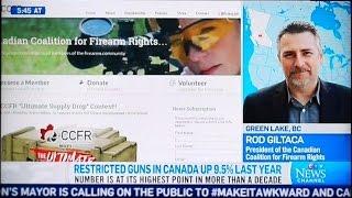 Interview - CTV News Channel & Rod Giltaca