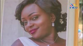 Monica Kimani laid to rest at family's rural home in Gilgil