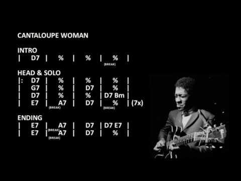 Cantaloupe Woman (Grant Green) Play Along Track