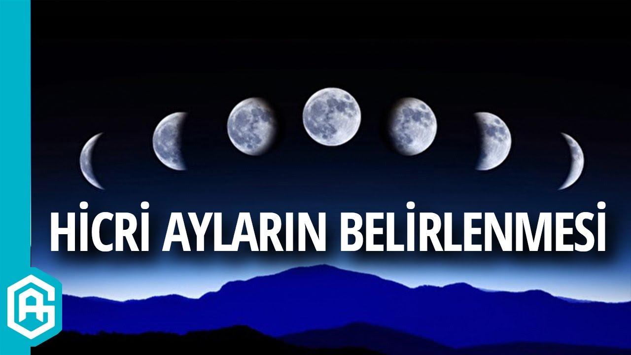 Hicri Ay Başları Nasıl Belirlenir Takvim 14 Youtube