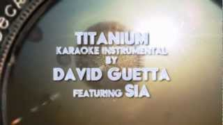 David Guetta ft. Sia - Titanium Instrumental *