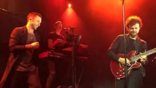 Måns Zelmerlöw - Brother Oh Brother & beginning of Stir it Up - Vienna 27.09.2015