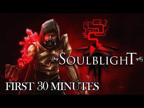 Soulblight   Hardcore Action RPG Roguelite (PC) [First Impressions]