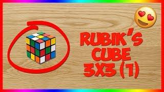 comment faire le rubik s cube 3x3 mthode dbutant partie 1