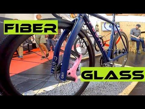Bad Ass Design - Lauf Fiberglass Suspension Forks From Iceland. Eurobike 2017