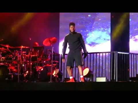 Khalid  Live In Concert 8teen The Greek Theater In Los Angeles