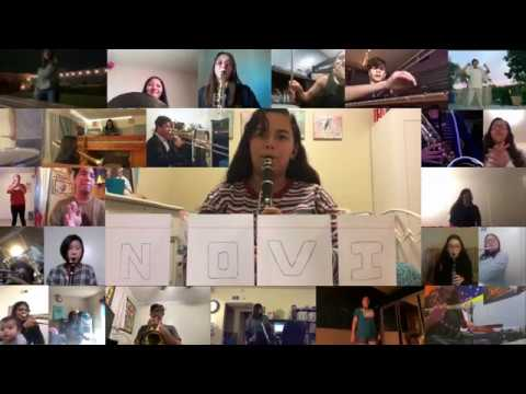 Norte Vista High School - Distance Learning Fight Song