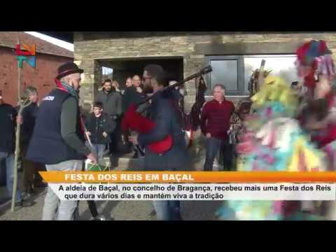 Festa dos Reis em Baçal