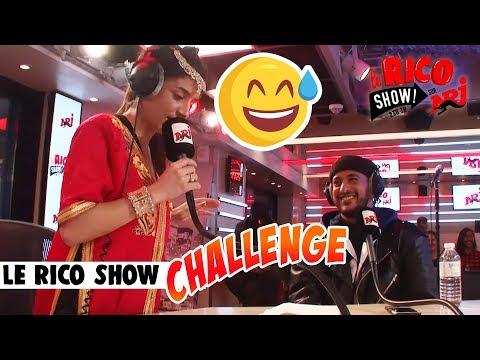 Slimane retrouve sa maman sur NRJ - Le Rico Show sur NRJ