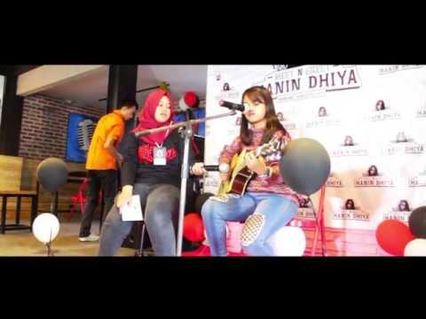 Surat Cinta Untuk Starla - Virgoun Cover by Hanindhiya   Meet n Greet Hanindhiya at Bandung