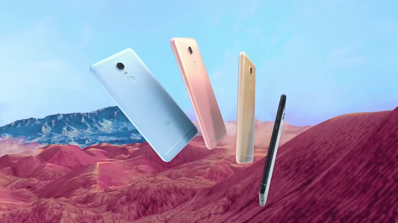 Xiaomi Redmi Note 5 (Official promo video)