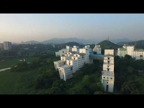 IIT Bombay Campus Drone Aerial View