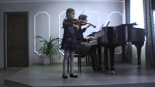 А. Вивальди. Летняя гроза (Времена года) /  Vivald