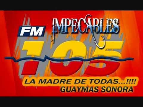 Impecables promo fm 105, Guaymas Sonora