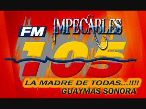 Impecables promo fm 105, Guaymas Sonora
