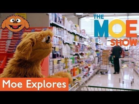 The Moe Show: Moe Explores - Supermarket