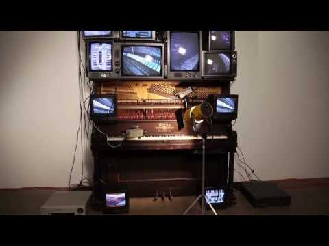 "Nam June Paik | Conservation of ""Untitled"""