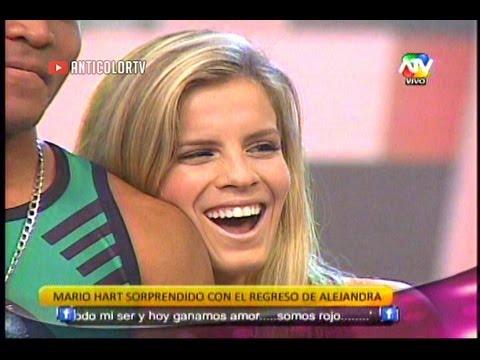 COMBATE Mario Hart Arrepentido por dejar a Alejandra Baigorria 02/09/13