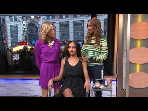 Iman's Makeup Secrets Revealed on 'GMA's' Secrets of the Supermodels