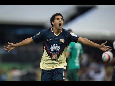 Color de Cecilio Domínguez en el Clásico Capitalino | América 2-1 Pumas | Liga MX Apertura 2017