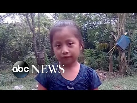 Family disputing how 7-year-old migrant girl died in US custody
