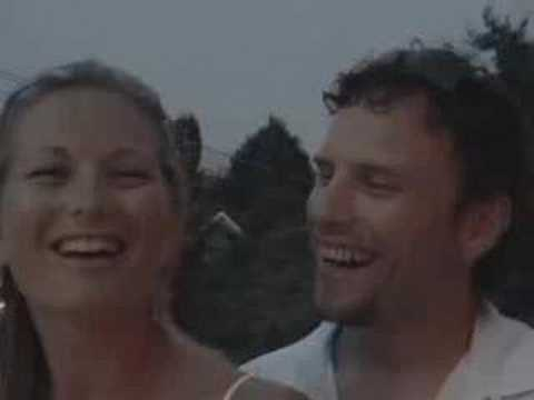 Jeff & Aletha  August 13, 2005