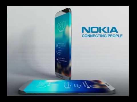 โทรศัพท์ใหม่โนเกีย Nokia Edge 2017