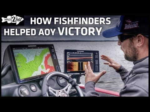 How Modern Fishfinders Lead to Fishing Success