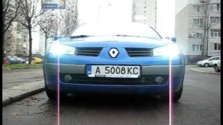 Renault Megane II Test Drive