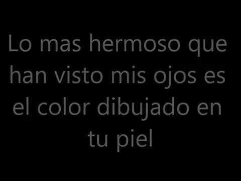 Maravillosa - El Bebeto (Letra)