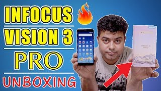 Infocus Vision 3 Pro Unboxing, First Look, Pros and Cons, Overview