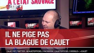 Il ne pige pas la blague de Cauet - C'Cauet sur NRJ