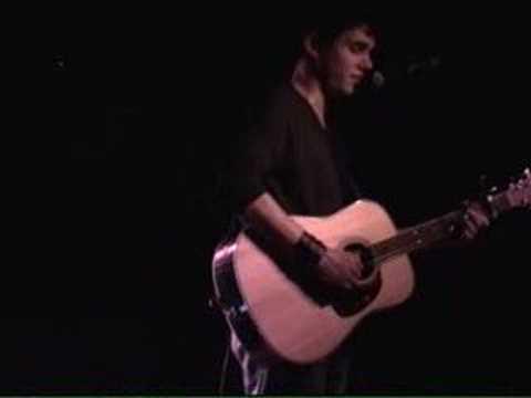 John Mayer - Quiet (Live)