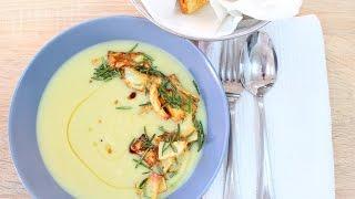 Суп Пюре из Сельдерея /  Celery Soup Puree