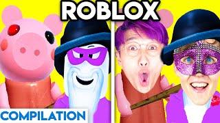 ROBLOX GAMES WITH ZERO BUDGET! (PIGGY, SPIDER, BREAK IN, ADOPT ME, DAYCARE, LANKYBOX GACHA, & MORE)
